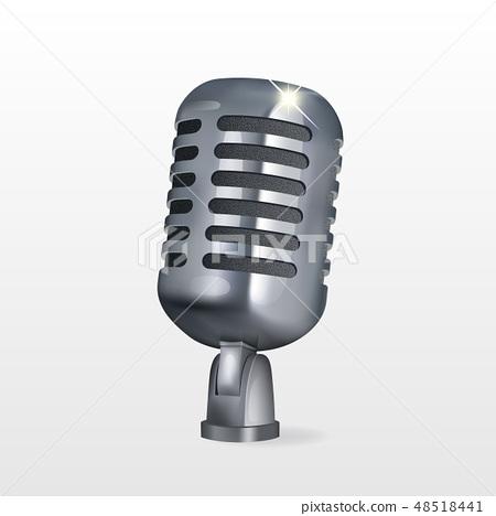 Microphone 48518441