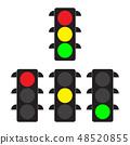 Traffic light 48520855