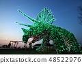 Sendai Midorinomori Fantasy Night (Triceratops) 48522976
