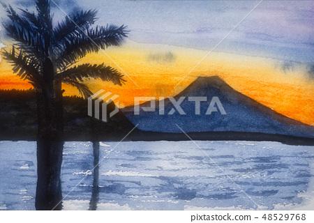 Fuji seen from Tateyama 48529768