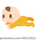 Baby shrinking 48532922