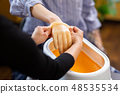 石蠟包_手部護理圖像 48535534