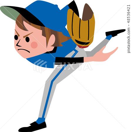 棒球 48536421