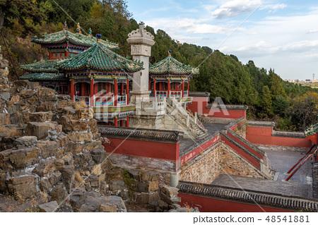 中國北京旅遊景點頤和園 中国北京観光スポット Summer Palace Beijing 48541881