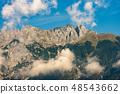 Alps in Austria near Innsbruck at summer 48543662