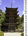 Yamaguchi Yamaguchi City Rurikoji Temple five stories 48545088