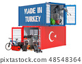 Production and shipping from Turkey 48548364