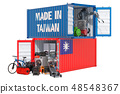 Production and shipping from Taiwan 48548367