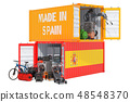 Production and shipping from Spain 48548370