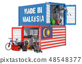 Production and shipping from Malaysia 48548377