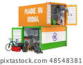 Production and shipping from India 48548381