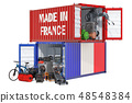 Production and shipping from France 48548384