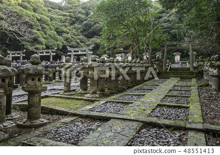 야마구치 싸리 東光寺 무덤 廟所 48551413