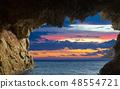 Grottos at coast 48554721
