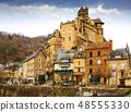 Castle of Estaing, France 48555330