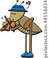昆蟲圖像,例證 48556634