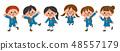 小學生的健康兒童 48557179