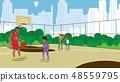 Vector Flat Basketball Active Lifestyle Train. 48559795
