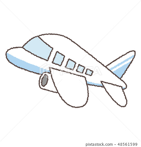 一架飞机 48561599