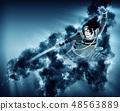 Taihei Amagaki Battle Battle China Reflection figure Smoke version 48563889