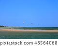 海,海上運動,海灘, 48564068