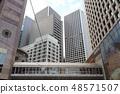 a Centralof office , Hong Kong Feb 2019 48571507