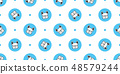 원활한, 패턴, 매끄러운 48579244
