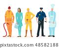 勞動者 工作 職業 48582188