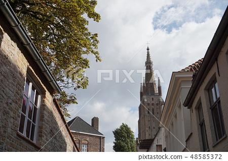 브뤼헤, 벨기에 48585372
