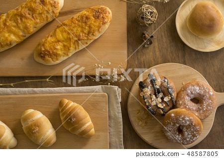 甜甜圈 48587805