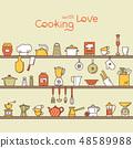 厨具 餐具 工具 48589988