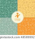 厨具 餐具 矢量 48589992