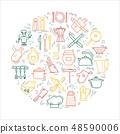 厨具 餐具 工具 48590006