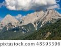 Mieming Ehrwalder Sonnenspitze Alps Tyrol Austria 48593396