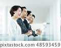 ทีมนักธุรกิจสำนักงานธุรกิจกลาง 48593459