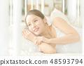 女性美容身體護理 48593794