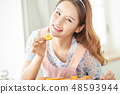 女性生活烹飪 48593944