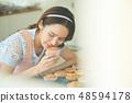 女性生活烹飪 48594178