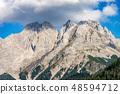 Mieming or Mieminger Range - Alps Tyrol Austria 48594712