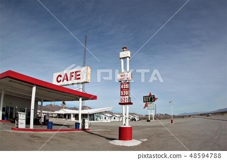 California, Ghost town, Amboise 48594788