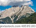 Mieming or Mieminger Range - Alps Tyrol Austria 48595183