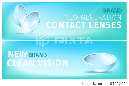 New Generation Opthalmology. Clean Vision Lenses 48595262