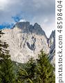 Mieming or Mieminger Range - Alps Tyrol Austria 48598404