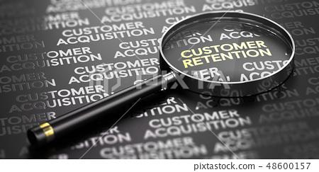 Customer Retention VS Acquisition 48600157