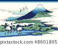 Futaki 36 scenic spots Azawa Uzawa Shogo Katsushika Hokusai 48601805
