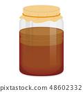홍차 버섯 (콘부챠)의 일러스트 48602332