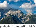 Alps Tyrol Austria - Mieming Range or Mieminger  48603022