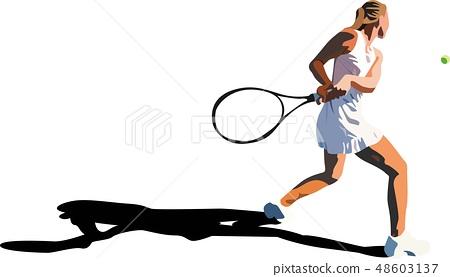 테니스 48603137