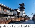 Bell of small Edo Kawagoe 48604013