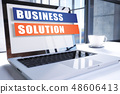 Business Solution 48606413